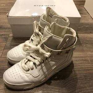 Givenchy Tyson star sneakers